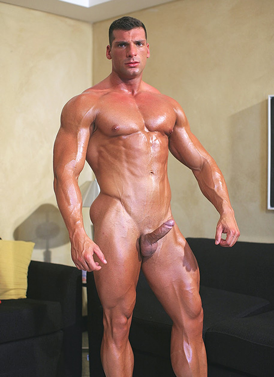 Vlad, Russian Muscle Hunk
