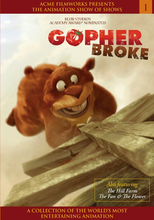 gopher broke
