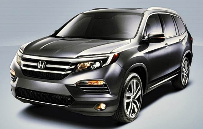 2016 honda pilot review. Black Bedroom Furniture Sets. Home Design Ideas