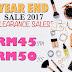 Dexandra YES 2017 & Clearance Sale