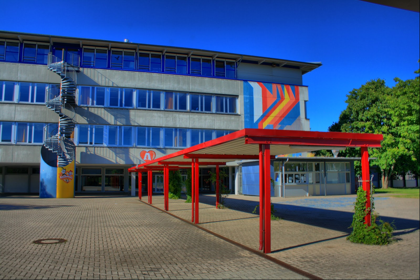 Gymnasium Langensteinbach