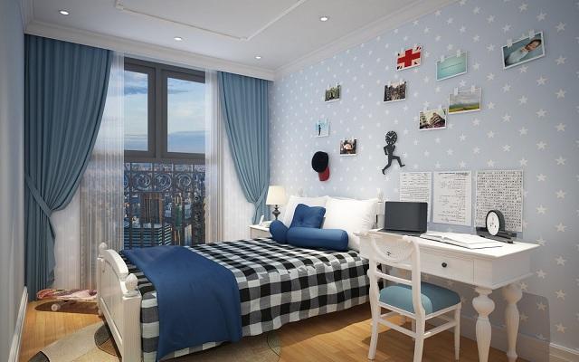 Phong cách thiết kế căn hộ 4 phòng ngủ cao cấp rất được ưa chuộng hiện nay - H6