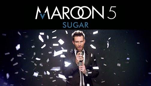 maroon 5 sugar mp3 скачат