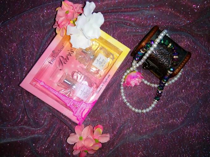 Eratkan wangian kasih sayang dengan set hadiah Enchanteur