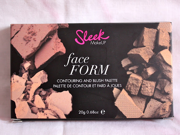 Sleek Face Form Contouring & Highlighting Blush Palette