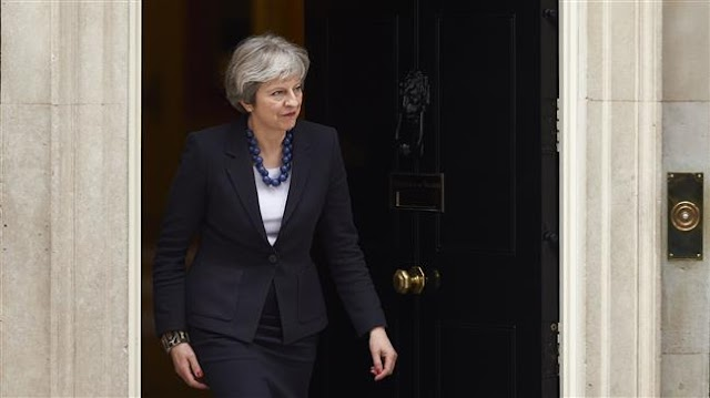 UK Prime Minister Theresa may calls war cabinet meeting over Syria military action