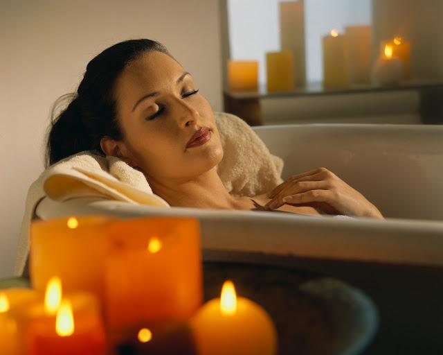 relaxation bath