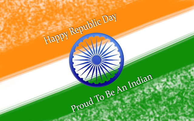 Happy republic Day Wallpaper Download Free