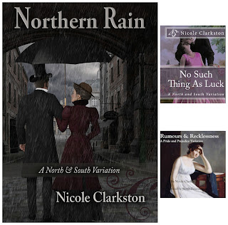 Northern Rain blog tour prizes
