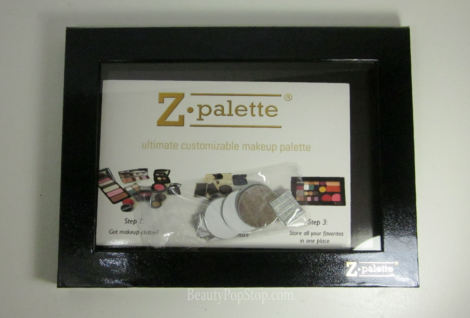 extra large z palette magnetic palette review