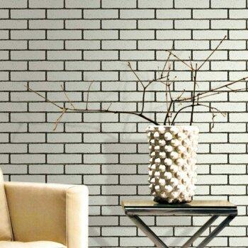 dekoratif dinding minimalis motif bata