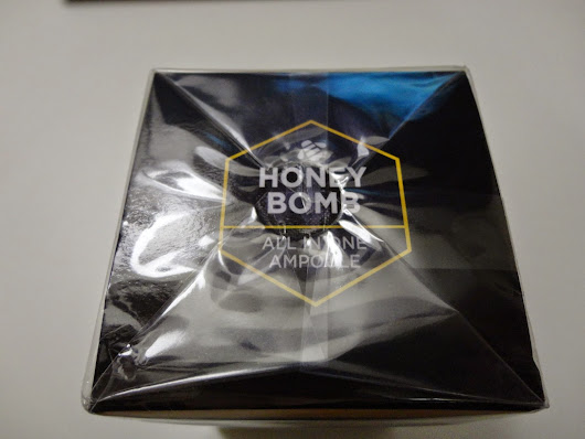 Review: Shara Shara's Honey Bomb All In One Ampoule