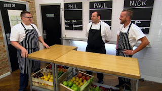 Great British Menu 2017 Wales Fish ep.27