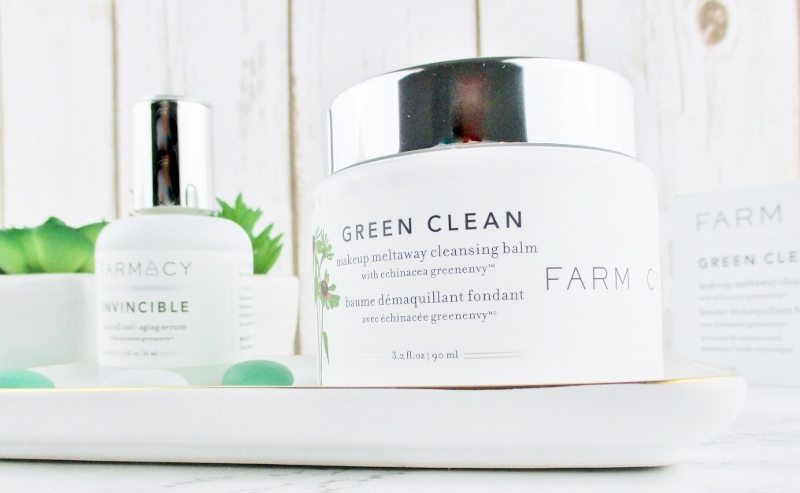 Cleanse Away Your Day with Farmacy Green Clean Makeup Meltaway Cleansing Balm