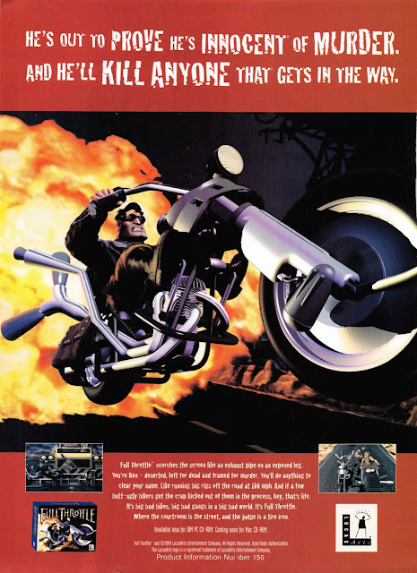 Full Throttle ad
