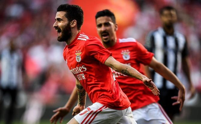 Blog Benfica Rafa deu a volta ao marcador