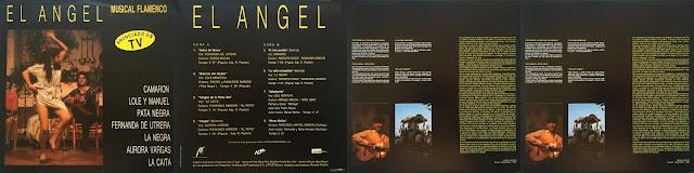 El Ángel Musical Falmenco. Antonia La Negra