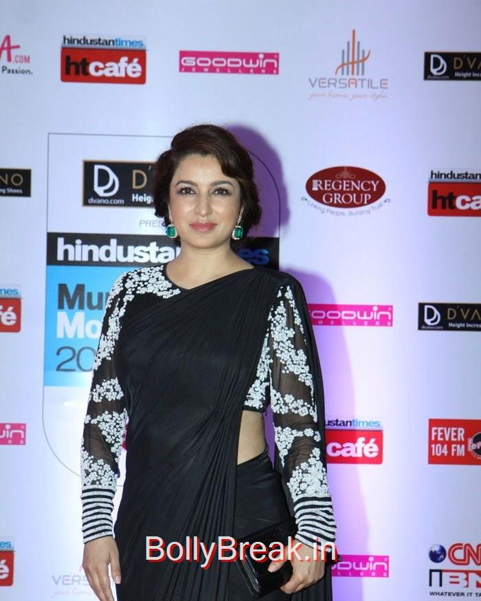 Tisca Chopra, Mumbai's Most Stylish Awards 2015 Full Photo Gallery
