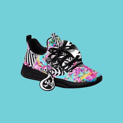 INSA x Aldo Mx3 Artist Series Sneakers