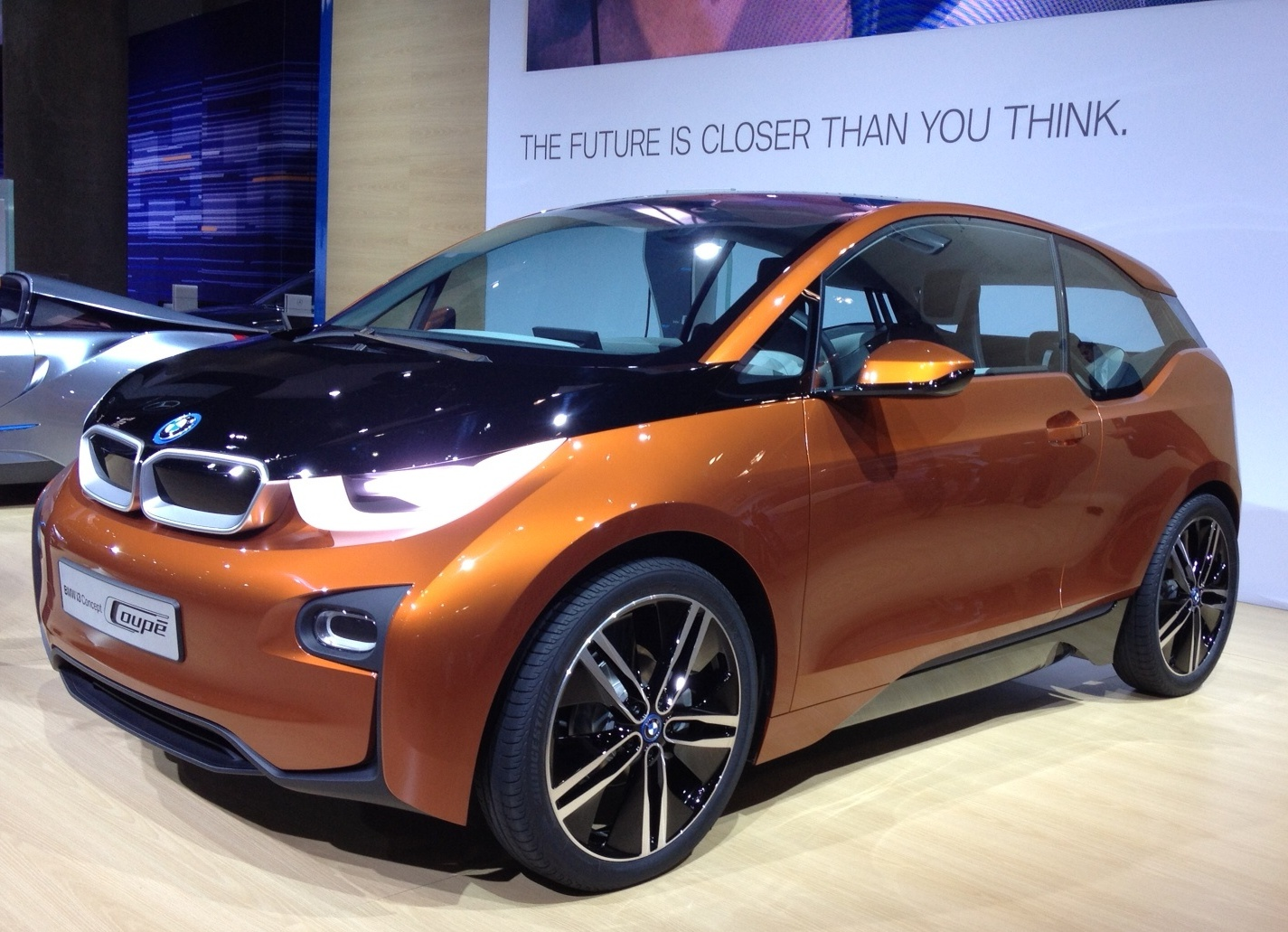 bmw i3 coupe concept bmw i3 forum. Black Bedroom Furniture Sets. Home Design Ideas