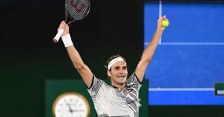 Federer Making Waves At The Indian Wells