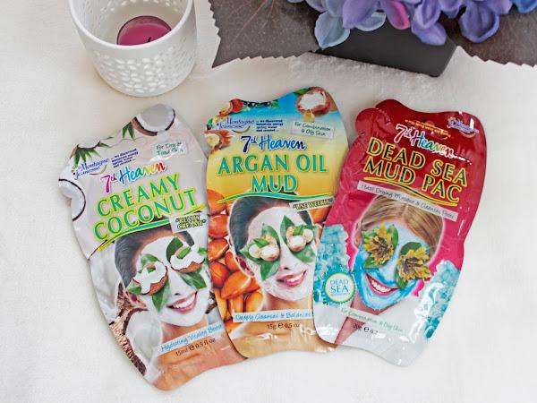 My Top Three 7th Heaven Face Masks