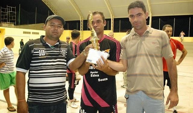 Armageddon vence o 1º Campeonato Amparense de Veteranos em Amparo