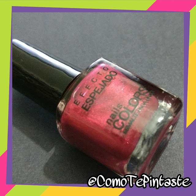 millanel rojo polish nails argentina