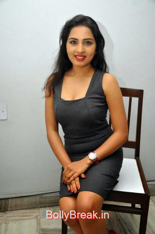 Srushti Dange Pictures, Srushti Dange Hot Pics from Darling Tamil Movie Audio Launch