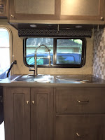 Winnebago Fuse Kitchen Storage