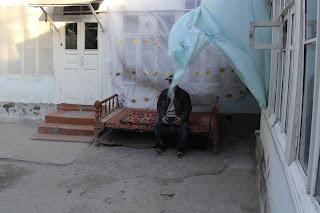 Ouzbékistan, Kokand, tapchane, tapshan, © L. Gigout, 2012