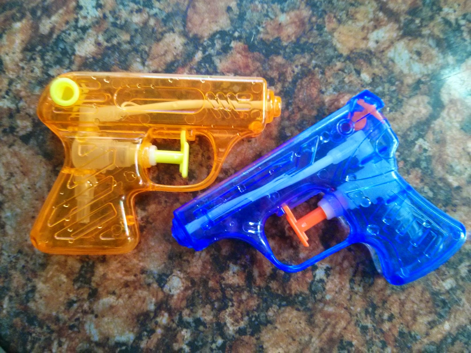 Two new Waterpistols