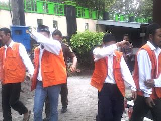 Tiga Perangkat Desa Ngunut Terancam 7 tahun Penjara
