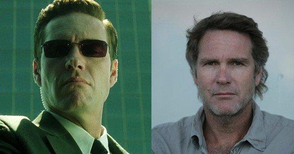 como lucen los personajes de matrix en la actualidad 19 años despues