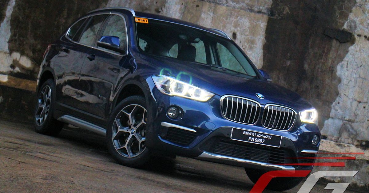 review 2017 bmw x1 xdrive20d xline philippine car news car reviews prices carguide ph. Black Bedroom Furniture Sets. Home Design Ideas