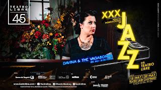 Concierto de DAVINA & THE VAGABONDS en Bogotá