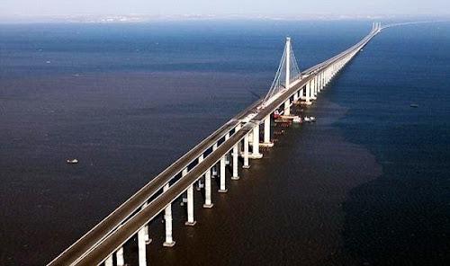 maior ponte do mundo