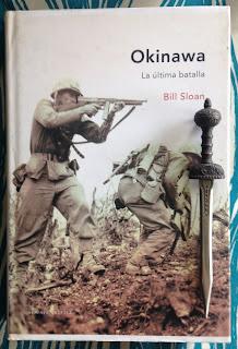 Portada del libro Okinawa, de Bill Sloan