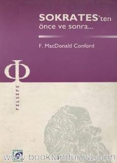 Francis MacDonald Cornford - Sokrates'ten Önce ve Sonra