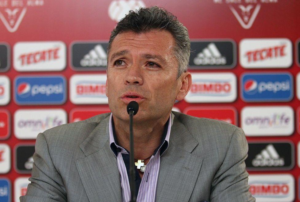 José Luis Higuera, CEO de Grupo Omnilife-Chivas.