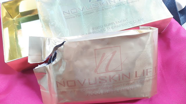 using novuskin lift