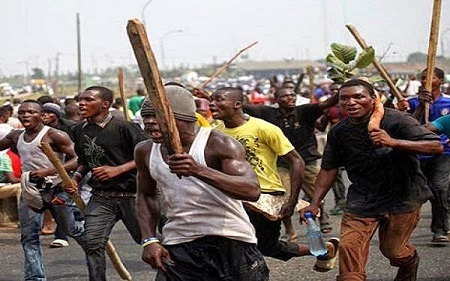 Total War in Enugu Community as Residents Go at Each Other Over 'Slavery' Claims