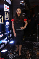 Meghana Gore looks super cute in Black Dress at IIFA Utsavam Awards press meet 27th March 2017 38.JPG