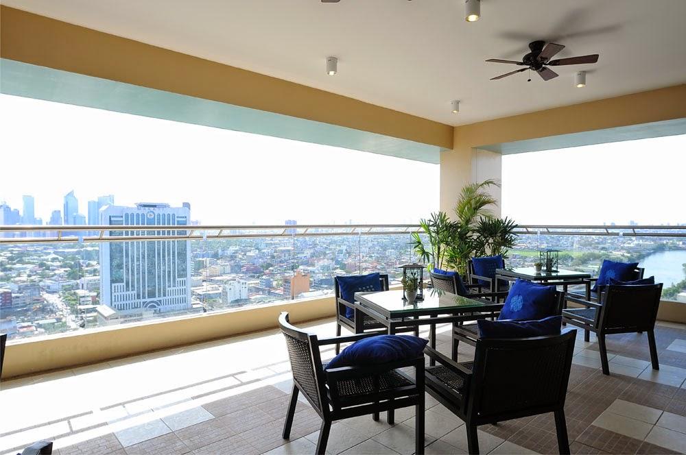 Tivoli Garden Residences Sky Lounge