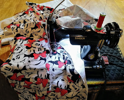 Creates Sew Slow: The Minnie Mouse Wardrobe and Silhouette Patterns Lana's Jeans