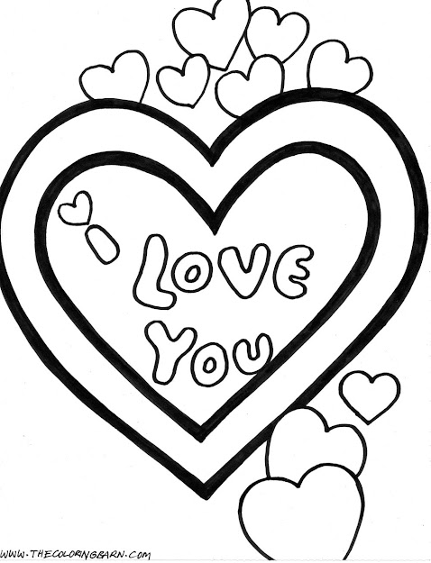 Excellent Love Coloring Pages Have Love Coloring Pages For Adults