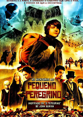 As Aventuras do Pequeno Peregrino - DVDRip Dual Áudio