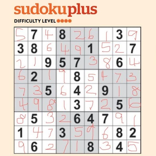 Welcome: Sudoku ~ with answers by Joy & Harry
