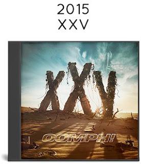 2015 - XXV
