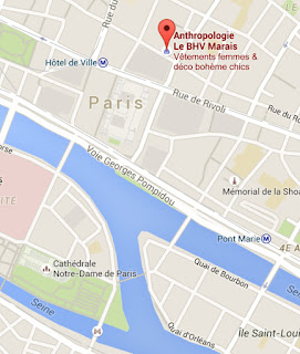 Anthropologie en París - www.soyunmix.com